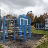 Воркаут площадка - Кельце - Workout Park Kielce