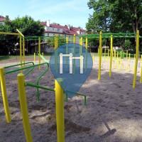 Lębork - Street Workout Park - Park Mieczysława Michalskiego