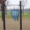 Exercise Stations - Turin - Calisthenics Park Parco Cavalieri di Vittorio Veneto