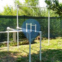 Понтедера - уличных спорт площадка - Laghi Braccini Pontedera