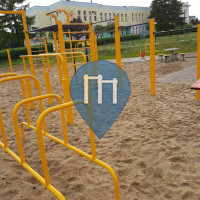 Starogard Gdański - Street Workout Equipment  - Flowparks