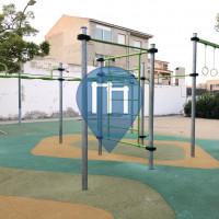 Bétera - Gimnasio al aire libre - Bétera Street Workout Park - C/ Castelló esq. Av. Valencia