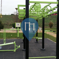 Vagos - Parco Street Workout - Parque Quinta do Ega
