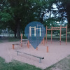 Riga - Calisthenics Park - Māras dīķis