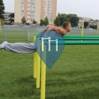 Épinay-sous-Sénart - 徒手健身公园 - Stade Roger Couderc