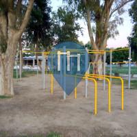 Alimos - Calisthenics Park - Cine Alimos