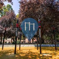 Griñón - Parque Calistenia - Parque Fuente de la Salud