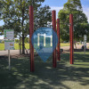 Barra per trazioni all'aperto - Hekinan - HekinanCity Rinkai Park