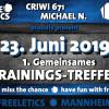 Gemeinsames Freeletics Training/ Treffen