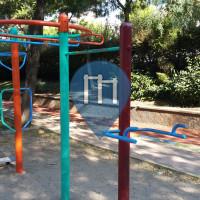 Efeler - Outdoor Fitnessstudio - Mahallesi