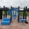 Meudon - Outdoor Gym - sportif Marcel Bec