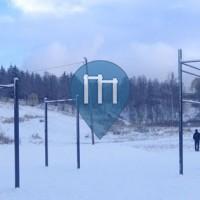 Storskogen - Charlottenlund - Calisthenics Park - Tufteparken