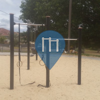 Sydney (Rockdale) - Outdoor Pull Up Bars - Bardwell Valley Parklands