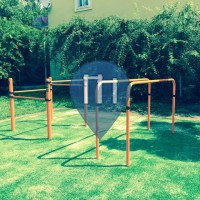 Graz - Parc Street Workout - Muchargasse