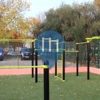 Parc Musculation - Nice - Dama pro Vauban Nice
