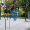 Ingersheim - Воркаут площадка - Stade Rue de la Promenade - Kenguru.Pro