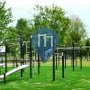 Dordrecht - Parque Calistenias - Leerpark