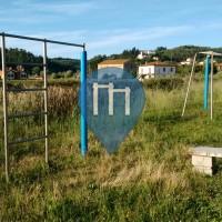 Montanelli - Percorso Fitness - Via Enrico Fermi