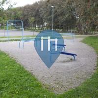 Parc Street Workout - Uppsala - Outdoor Fitness Kapellgärdsparken