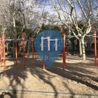 Madrid - Calisthenics Park - Parque El Calero