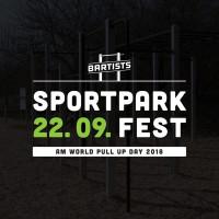 2. Sportparkfest am World Pull Up Day 2018