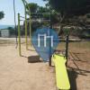 Gimnasio al aire libre - Mirador Cala Vinyeta y Cala D'en Pere