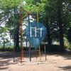 Tokio - Outdoor-Fitnessanlage - Nishitoyama Park