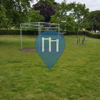 Charlottenlund - Outdoor-Fitnessanlage - Strandpark