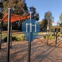 Турник / турники - Мельбурн - Outdoor Fitness Napier park