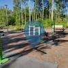 Турник / турники - Лахти - Ruuhijärvi outdoor gym