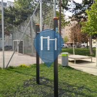 Vienna - Outdoor-Fitness Exercise Stations  - Sachsenpark