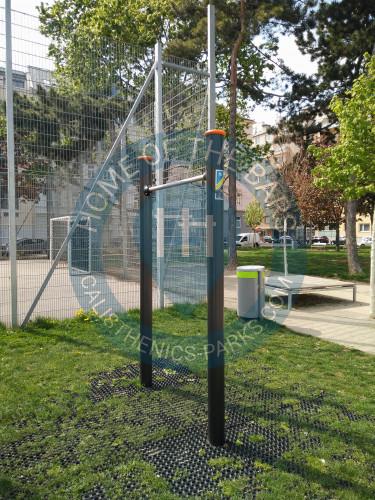 Usuarios cerca de viena gimnasio al aire libre sachsenpark for Gimnasios cerca