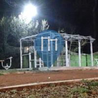 Çekmeköy - Parque Calistenia - alemdağ stadı parkı