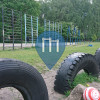 Riga - Outdoor jungle gym - 88th Secondary School