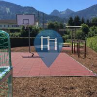 Parque Calistenia - Nenzing - Kuck Outdoor Fitness - Fitpark Nenzing