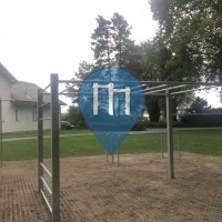 Biel/Bienne - Calisthenics Geräte - Alder + Eisenhut - Original Street Workout Park