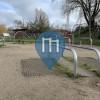 Calisthenics-Stationen - Gentofte - Outdoor Fitness Gentofte Sø
