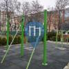 """Plovdiv - Parque Entrenamiento - ul. """"Kapitan Raycho Nikolov"""""""