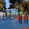 "Calisthenics-Anlage - Street workout park Višnjik ""Beta"" - Športski centar Višnjik – Zadar"