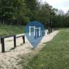 Mogneville - Percorso Fitness - Parc de la mairie