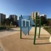 Chaville - Воркаут площадка - École élémentaire Paul Bert