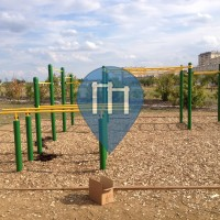 Montataire - Calisthenics Gym - Coulee Verte