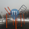 Sofia - Outdoor Pull Up Bars - Street Workout Park Mladost 3