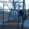 Oslo – Parco Calisthenics – St.Hanshaugen