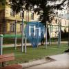 Chalon-sur-Saône - Calisthenics Park - Square Chabas