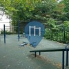 New York - Exercise Stations - St. Michael's Playground
