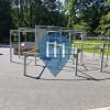 Gütersloh - Parkour Park - Hauptschule Nord