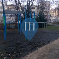 Liberec - Parc Musculation en plein air - U Nisy