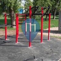 Poděbrady - Parque Street Workout - Revolution 13