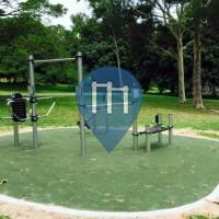 Sydney - Outdoor Exercise park - Centennial Park